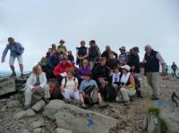 Au sommet du Mont Mezenc