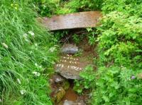 La source de la Loire